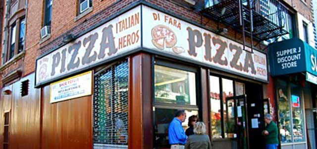 Real Italian Pizza in New York