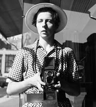 Self-Portrait Vivian Maier
